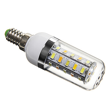 350 lm E14 G9 GU10 LED-maissilamput T 36 ledit SMD 5730 Neutraali valkoinen AC 220-240V