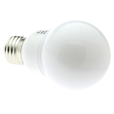 E26/E27 Круглые LED лампы G60 84 SMD 2835 500 lm Холодный белый AC 85-265 V