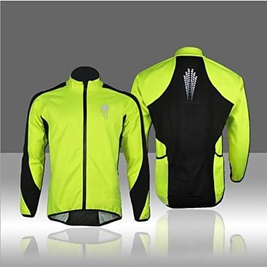 WEST BIKING® Jachetă Cycling Bărbați Bicicletă Tél iarnă Jachete de Lână Topuri Iarnă Fleece Îmbrăcăminte Ciclism Keep Warm Rezistent la