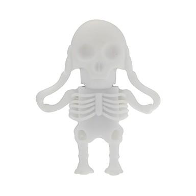 botu® 8GB caracter schelet unitate USB 2.0 Flash