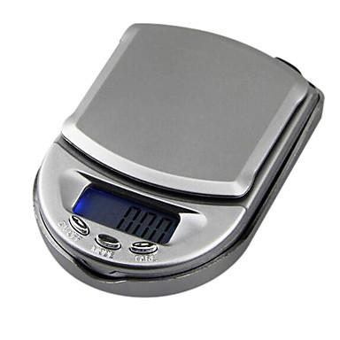 Mini-Tasche Schmuck digitale Küchenwaage lcd 500g 0,1g