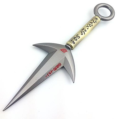 Waffen Schwert Inspiriert von Naruto Cosplay Anime Cosplay Accessoires Waffen Aleación Herrn heiß