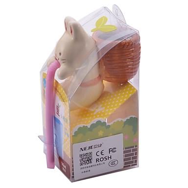 LJKGDQ Ausstellungsfiguren Rabbit Tiere Jungen Mädchen Spielzeuge Geschenk