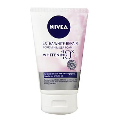 Facial Cleanser Foam Cleansing Face German Nivea