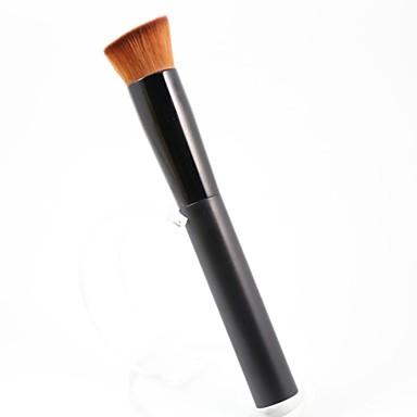 1pcs Makeup børster Profesjonell Foundationbørste Syntetisk hår Stor Børste
