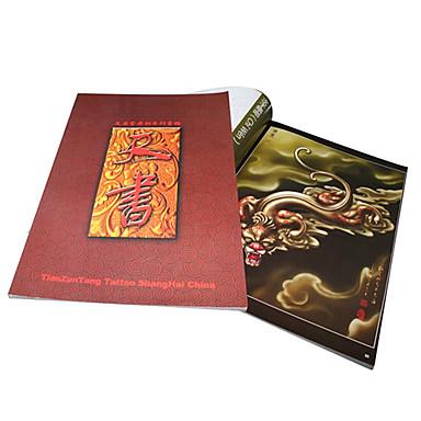 Tattoo Muster Buch für Körperkunst