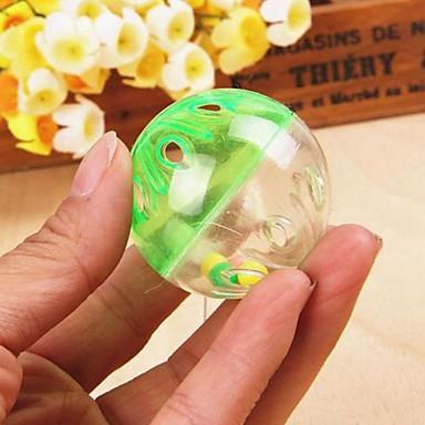Игрушка для котов Игрушка для собак Игрушки для животных Шарообразные Расклешенные Пластик