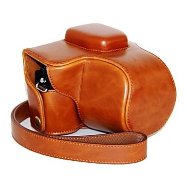 En Skulder Etui Støvtett PU Leather