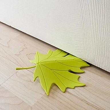 őszi juharlevél dísz ajtó dugóval