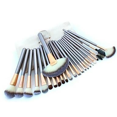 24 Stück Makeup Bürsten Professional Bürsten-Satz- Nylon Pinsel / Sonstige Pinsel Weich