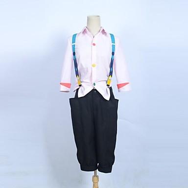 Ihlette Tokyo Ghoul Szerepjáték Anime Szerepjáték jelmezek Cosplay ruhák Kollázs Felső / Nadrágok / Még több kiegészítő Kompatibilitás