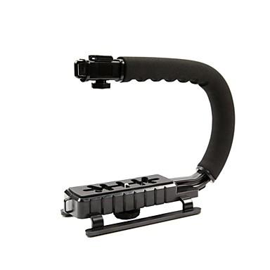 cc-vh02 mâner videoclip stabilizator steadycam prindere portabil pentru Canon Nikon Sony DSLR camera video mini camere DV