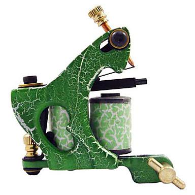 Professionelle Tattoo Maschine - Spulen Tattoo-Maschine Professionell Hohe Qualität, formaldehydfrei Acero Carbono Handgemacht