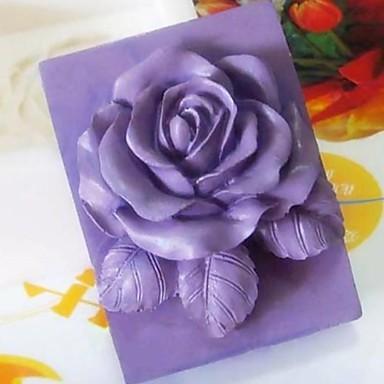 Backform Blume Obstkuchen Plätzchen Kuchen Silikon Gummi Umweltfreundlich Gute Qualität 3D