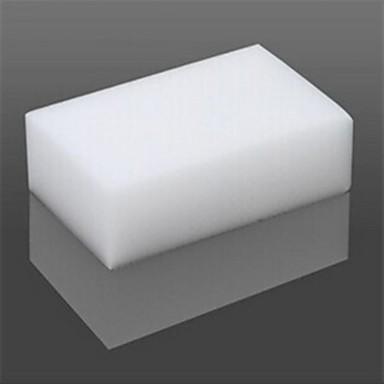 Sihirli nanometre, yıkama pamuk silin sünger 10 × 6 × 2 cm (4.0 x 2.4 x 0.8 inç)