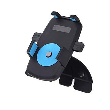 iphone cep telefonu için braket tutucu montaj evrensel araba cd yuvası 360 derece dönebilen gps