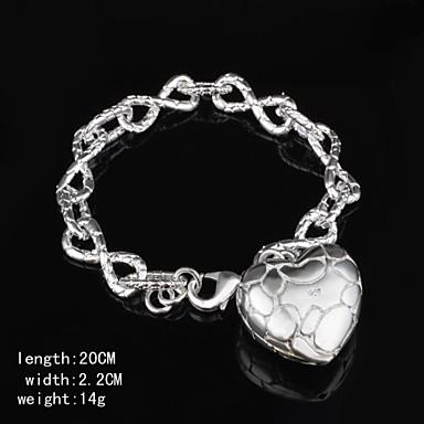 Dames Imitatie Parel Cuff armband Zilver Sieraden Verjaardag Verloving Kostuum juwelen