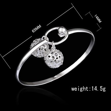 Women's Jewelry Cuff Silver Jewelry Birthday Engagement