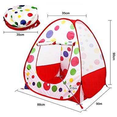 2 kişi Çadır Duş Çadırları Duble Kamp çadırı Otomatik Çadır İyi Havalandırılmış Hızlı Kuruma için Kumsal Kamp Seyahat-88*90*90 CM Bir Oda