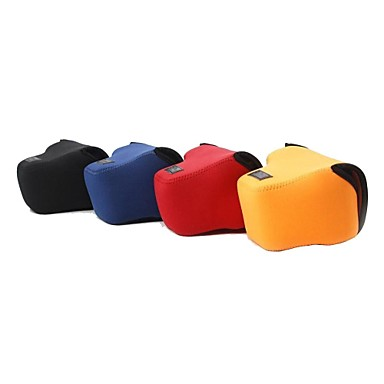 Dengpin® Neoprene Soft Camera Protective Case Bag Pouch for Sony RX10 Cyber-Shot DSC-RX10 (Assorted Colors)