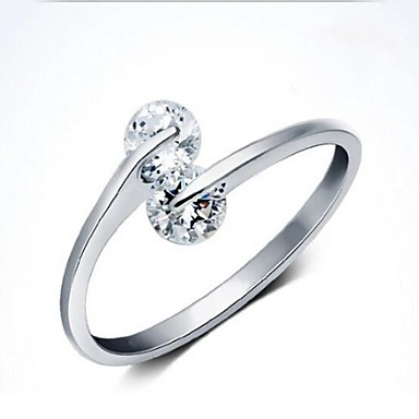 Simple Nvjie personalized ring