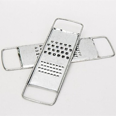 Multifunctional Grater,Stainless Steel 25.5×7.2×4 CM(10.0×2.9×1.6 INCH)