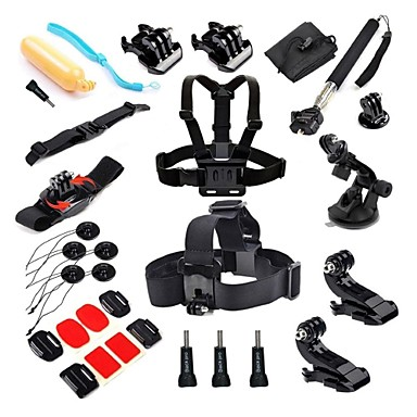 Case / Bags / Screw / Floating Buoy For Action Camera Gopro 5 / Xiaomi Camera / Gopro 4 Black Stainless Steel / Plastic / Aluminium Alloy