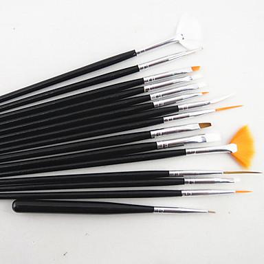 voordelige Nagelgereedschap & Apparatuur-Hout / Muovi Nail Art Tool Nail acrylborstel Nagelborstels Voor Acrylkwast Noviteit Nagel kunst Manicure pedicure leuke Style