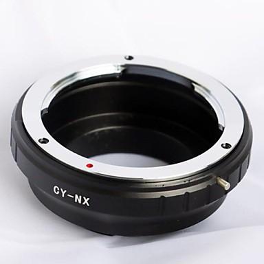 c / y cy CONTAX YASHICA μοντούρα του φακού για Samsung προσαρμογέα κάμερα NX προσαρμογέα CY-nx