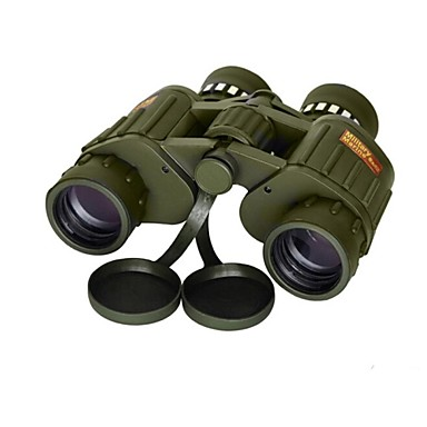 Mogo 8X42mm Binoculars High Definition / Waterproof / Roof Prism PU Leather / Rubber