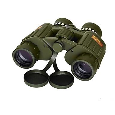 billige Kikkerter og teleskop-Mogo 8 X 42 mm Kikkerter Vanntett Høy definisjon Tågesikker Nattsyn PU Leather Gummi