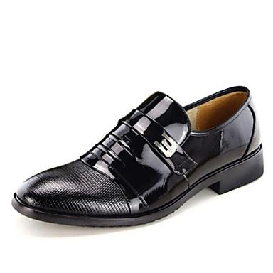 pánské boty uzavřenou špičkou ploché podpatku mokasíny obuv 2073897 ... 5704bc754c9