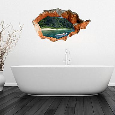 Banyo Stickerları PVC 1pc - Otel banyo