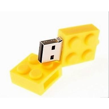 32Go clé USB disque usb USB 2.0 Plastique Dessin Animé Taille Compacte