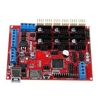 3d yazıcı için geeetech megatronics atmega2560-16au v2.0 denetleyici kurulu