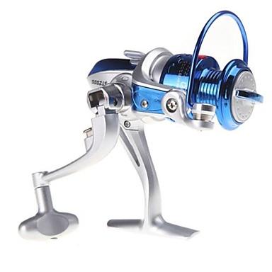 Kołowrotki Kołowrotki spinningowe 5.1:1 8.0 Łożyska kulkowe wymienny Sea Fishing Spinning Wędkarstwo słodkowodne-ST2000