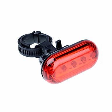 Bisiklet Işıkları / Bisiklet Arka Işığı LED Bisiklet mobil güç kaynağı AAA Lümen Pil Bisiklete biniciliği