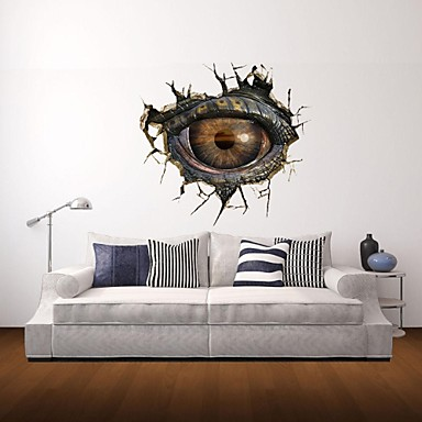 Vinyl Wall Decals 3D