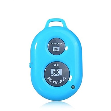 Bluetooth Wireless Remote Control Camera Shutter Release for iPhone