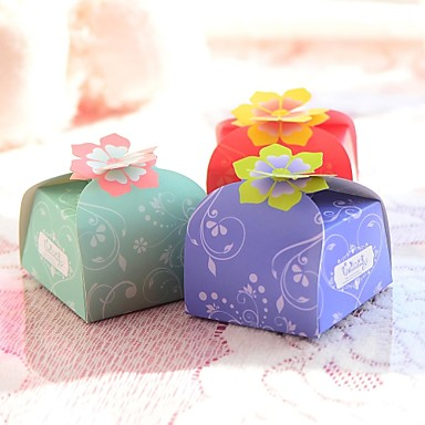 kreatív kártyatulajdonosi ajándékozó doboz-12 esküvői kedvezményekkel