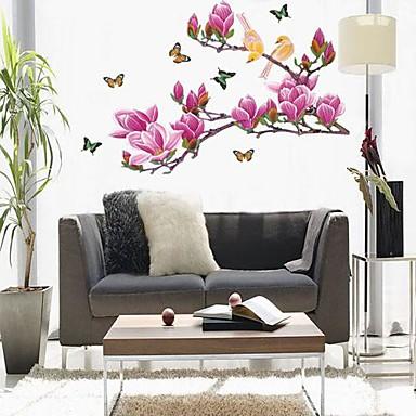 Dekorative Wand Sticker - Flugzeug-Wand Sticker Landschaft / Stillleben / Romantik Wohnzimmer / Schlafzimmer / Badezimmer