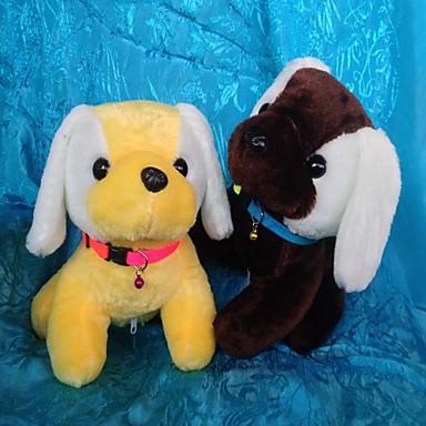 abordables Suministros para Mascotas-Gato Perro Cuello Campana Textil Nailon