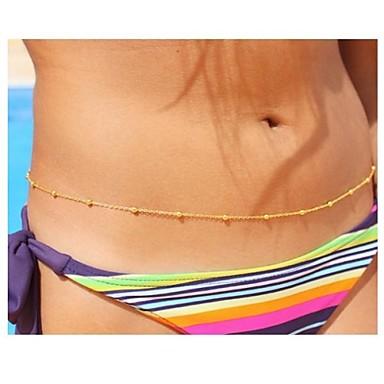Sexy Bikini Small Balls Waist Chain Body Chain