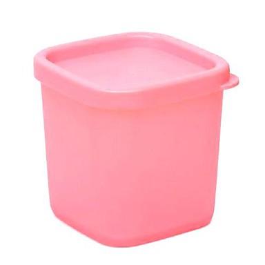 creatieve keuken magnetron koelkast opbergdoos toepassing 230ml (roze)
