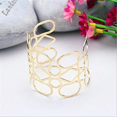 Γυναικεία Χειροπέδες Βραχιόλια Κράμα Κοσμήματα Για Γάμου Πάρτι Καθημερινά Causal