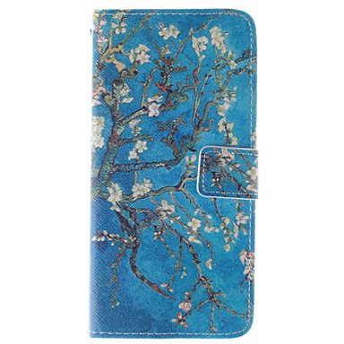 Case For Apple iPhone 6 iPhone 6 Plus Card Holder Wallet with Stand Flip Pattern Full Body Cases Flower Hard PU Leather for iPhone 6s