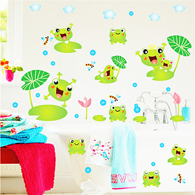 Animals Cartoon Wall Stickers Plane Wall Stickers Decorative Wall Stickers, Vinyl Home Decoration Wall Decal Wall