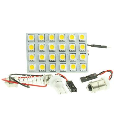 SO.K G4 / T10 / Guirlande Automatique Ampoules électriques SMD 5050 / LED Haute Performance 240-280 lm Éclairage intérieur For Universel