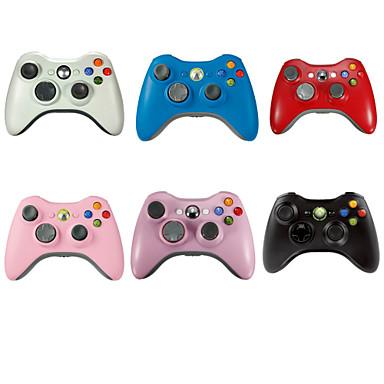 console de contrôleur de jeu de choc de télécommande sans fil pour Xbox 360 de Microsoft