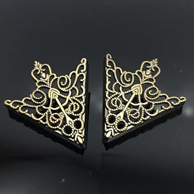 Gold / Gelb Knopflochblume Muster / Klassisch Herrn Modeschmuck Für Party / Karriere/ Zeremonie / Hochzeit